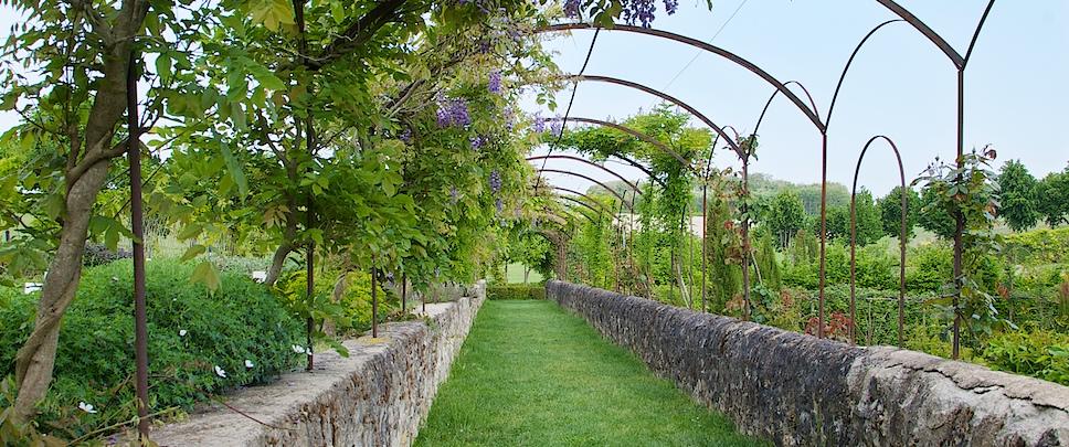 Jardin du ch teau de la chatonni re for Jardin 3d mac